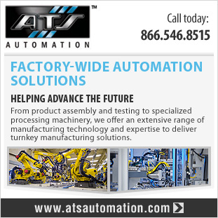 ATS Automation Tooling Systems, Inc., Cambridge, ON