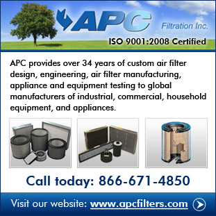 APC Filtration Inc., Cheektowaga, NY