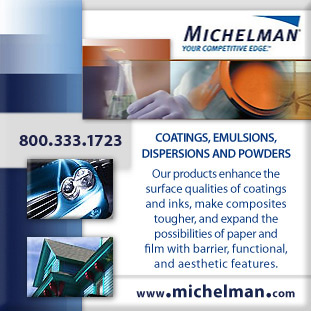 Michelman, Inc., Cincinnati, OH