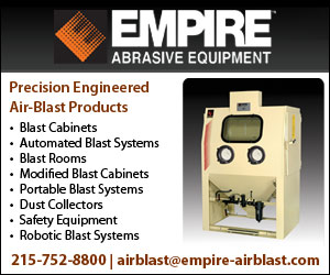 Empire Abrasive Equipment Co., Langhorne, PA