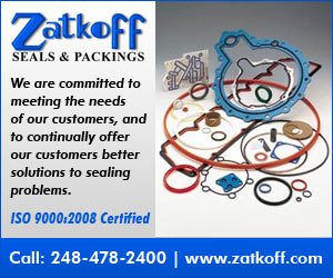 Zatkoff Seals & Packings, Farmington Hills, MI
