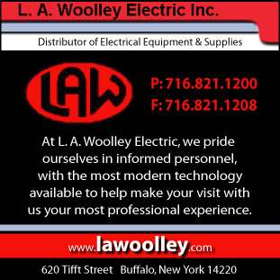 L. A. Woolley Electric, Inc., Buffalo, NY