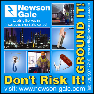 Newson Gale, Inc., Jackson, NJ