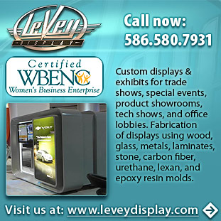 LeVey Display, LLC, Sterling Heights, MI