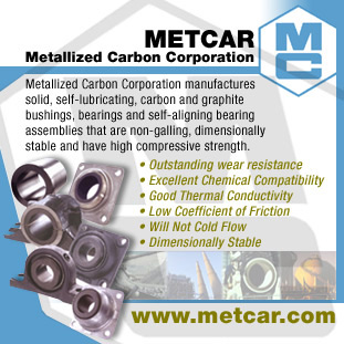 Metallized Carbon Corp., Ossining, NY