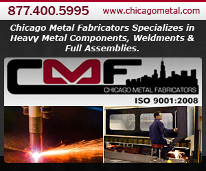 Chicago Metal Fabricators, Chicago, IL