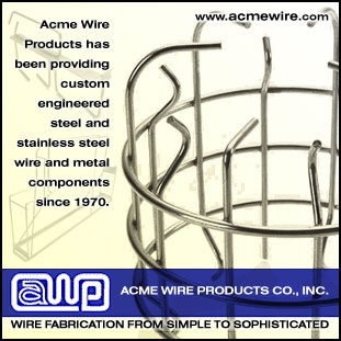 Acme Wire Products Co., Inc., Mystic, CT