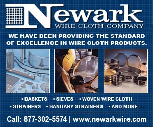 Newark Wire Cloth Co., Clifton, NJ