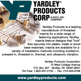 Yardley Products Corp., Yardley, PA