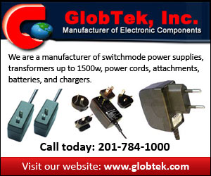 GlobTek, Inc., Northvale, NJ