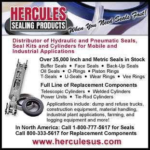 Hercules Sealing Products Inc., Clearwater, FL