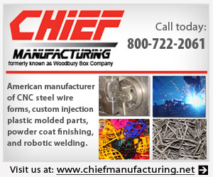 Chief Manufacturing, Inc., Thomaston, GA
